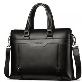 Weixier pánska taška Diplomatic DK15876 Čierna