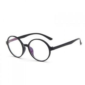 Antireflexné okuliare bez dioptrii Eye-care Oval