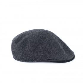 Pánska čiapka bekovka Oliver Twist Šedá