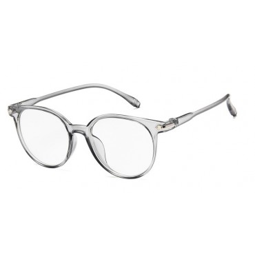 Okuliare blokujúce modré svetlo bez dioptrii Eye-care Transparentné