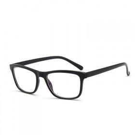 Antireflexné okuliare bez dioptrii Manager-čierne