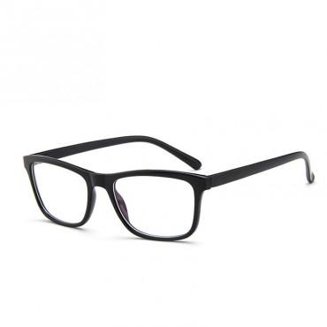 Okuliare blokujúce modré svetlo bez dioptrii Manager Čierne