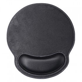 Huado ergonomická podložka pod myš Luxury Čierna