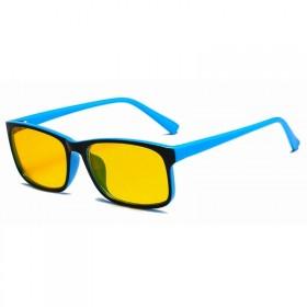 Okuliare s filtrom modrého svetla bez dioptrii KWE13- Modré