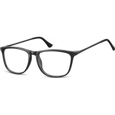 Nedioptrické okuliare Be Smart čierne FDCPA-142