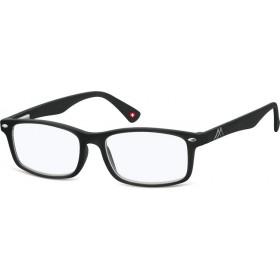 Antireflexné okuliare na počítač bez dioptrii MX83 Čierne