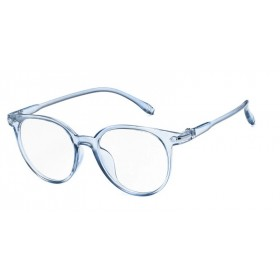 Okuliare blokujúce modré svetlo bez dioptrii Eye-care Modré