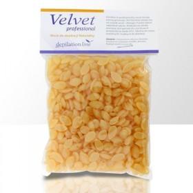 Velvet tvrdý depilačný vosk Prírodný 100g