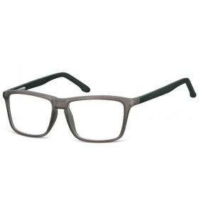 Obdĺžnikové okuliare bez dioptrii Seriously Matt