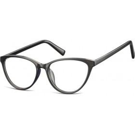 Dámske nedioptrické okuliare CAT GIRL Čierne