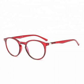 Okuliare blokujúce modré svetlo Assistant - Červené