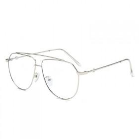 Okuliare na počítač Restrict JH-4711 Strieborné