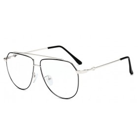 Okuliare na počítač Restrict JH-4711 Čierno strieborné
