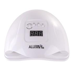 ALLE X5 PLUS UV LED lampa na nechty 120W Biela