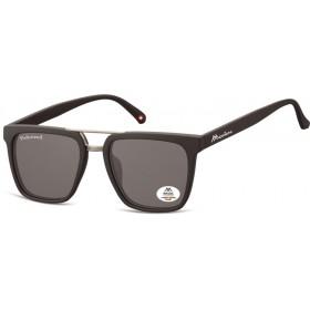 Montana polarizačné slnečné okuliare Cracker čierne MP45