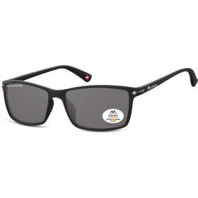 Montana polarizačné slnečné okuliare Sped čierne MP51