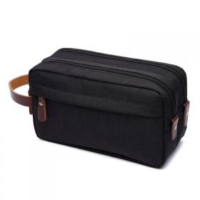 Pánska toaletná taška Carry Up Čierna