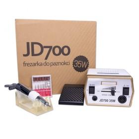Profi fréza brúska na nechty JD700-35W Zlatá