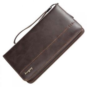 Baellerry pánska peňaženka Marcus Tmavo hnedá