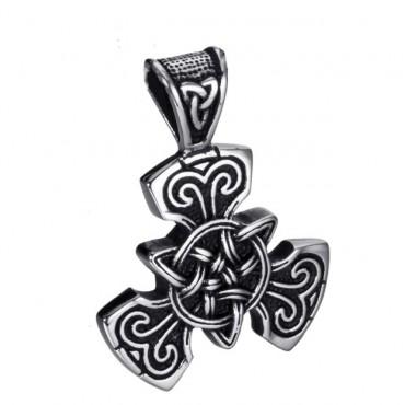 Prívesok z chirurgickej ocele Celtic Trinity Knot