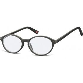 Detské okuliare blokujúce modré svetlo Poppet Čierne