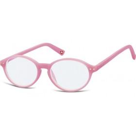 Detské okuliare blokujúce modré svetlo Poppet Ružové