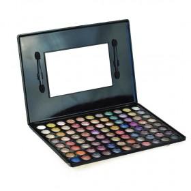 Paleta očných tieňov 88 farieb DARK LESK