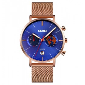 Skmei 9231 Unisex hodinky Starlight Modré