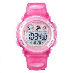 SKMEI 1451 Detské športové hodinky Little lady Ružové