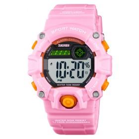 SKMEI 1451 Detské športové hodinky Pinky Spy