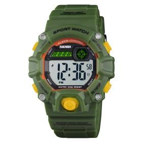 SKMEI 1451 Detské športové hodinky Soldier Spy