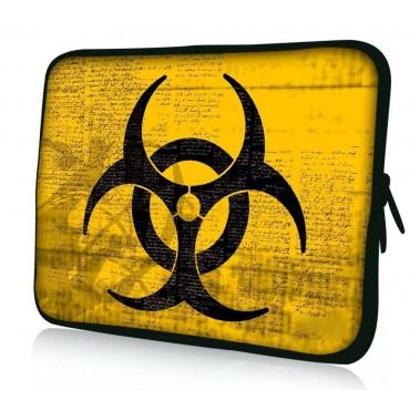 """Huado puzdro na notebook 15.6"""" Biohazard"""