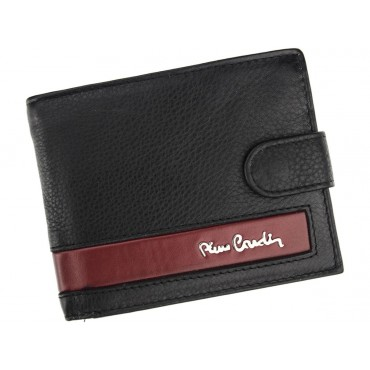 Pierre Cardin pánska kožená peňaženka TILAK26 RFID