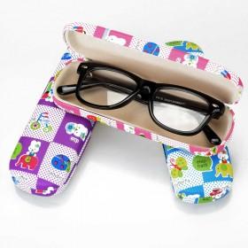 Detské kovové puzdro na okuliare Bunny 3 farby