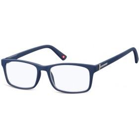 Dioptrické okuliare na počítač Anti Blue MX73B Modré