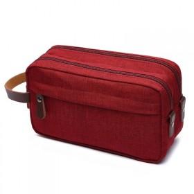 Toaletná kozmetická taška Carry Up Bordó