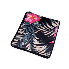 Pevná skladacia nákupná taška so zipsom Tropic