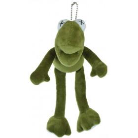 Prívesok na batoh Zelený žabiak