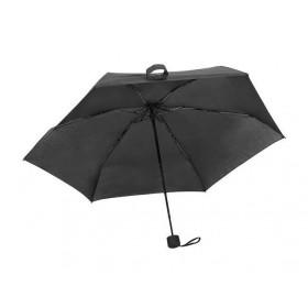 Skladací mini dáždnik Čierny