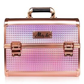 MollyLac kozmetický kufrík L Rose