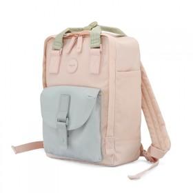 Himawari dámsky batoh Liana NR28 L Ružovo-modrý