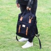 Himawari XL dámsky batoh Bryant Krémový