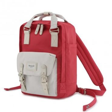 Himawari L dámsky batoh Dillon Červeno-ružový