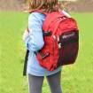 Himawari školský batoh Kline Modrý