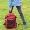 Himawari školský batoh Kline Červený