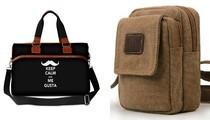 Batohy, brašne a tašky