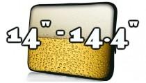 "Puzdra pre notebooky do 14.4"""